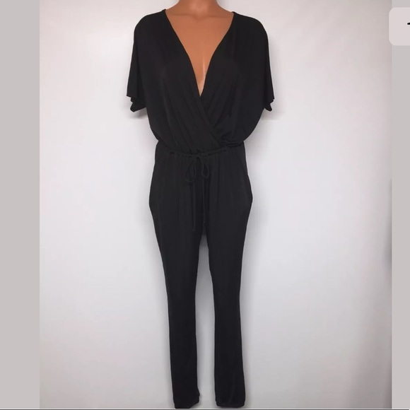 longsleeved jumpsuit - Black Prada View Cheap Online Cheap Online Store Manchester 100% Original For Sale Discount Low Price Fee Shipping Clearance New Arrival iJ4CMCO